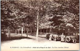 44 - PORNIC -- Hôtel De La Plage Et Du Golf - Le Parc Derrière L'hôtel - Pornic