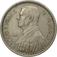 Monnaie, Monaco, Louis II, 10 Francs, 1946, TTB, Copper-nickel, Gadoury:MC136 - Monaco