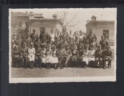 Dt. Reich Besetzung Polen Poland Photo Reserve-Lazarett Lublin - War 1939-45