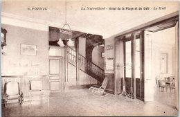 44 - PORNIC -- La Noëveillard - Hôtel De La Plage Et Du Golf - Le Hall - Pornic