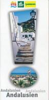 Spanien Andalusien Reiseprospekt 74 Seiten 2007 - Reiseprospekte