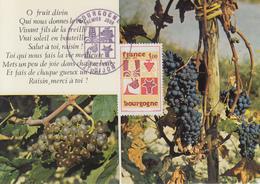 Carte  Maximum  1er  Jour   FRANCE     Région  :   BOURGOGNE     DIJON    1975 - Cartes-Maximum