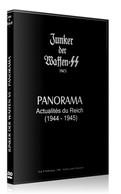 JUNKER DER WAFFEN SS / PANORAMA DU REICH - HITLER - WW2 DVD NEW ! - Documentary
