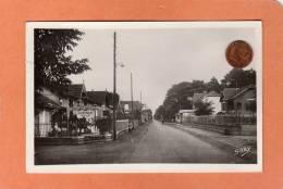 CPSM 14 X 9 * * SAINT-BREVIN-LES-PINS * * Avenue Mindin - Saint-Brevin-les-Pins