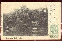 Cpa Le Roeulx  1900 - Le Roeulx