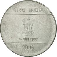 Monnaie, INDIA-REPUBLIC, Rupee, 2009, TTB, Stainless Steel, KM:331 - India
