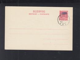 Schleswig GSK Mit Gefälligkeitsstempel 1920 - Deutschland