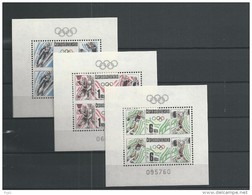 1988 MNH  Ceskoslovensko, Block 74-6 - Blocks & Sheetlets