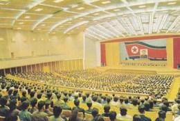 North Korea Pyongyang - The Palace Of Culture - Corée Du Nord