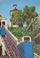 Zagreb - Uspinjaca , Bergbahn , Funicular Railway - Kroatien