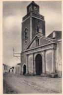 Ile D'Yeu : Façade De L'église De Port Joinville - Ile D'Yeu