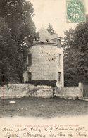 Arcis Sur Aube....la Tour Du Chateau - Arcis Sur Aube