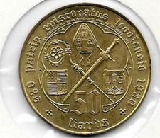 50 LIARDS 1980  COUVIN - Gemeentepenningen