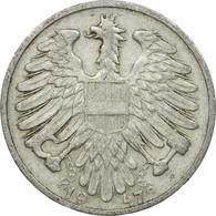 Monnaie, Autriche, Schilling, 1947, TTB, Aluminium, KM:2871 - Autriche