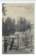 CPA 34 Lunel Monument De La République éclairant Le Monde - Lunel