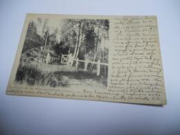 88 VOSGES CARTE ANCIENNE DE 1907 VILLA DE KATTENDYKE - France