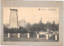 WATERLOO - BELGIQUE - Les Trois Monuments - DELC4 - - Waterloo