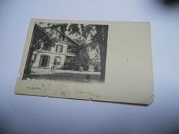 88 VOSGES CARTE ANCIENNE DE 1914 VILLA DE KATTENDYKE MAISON ET PERSONNAGES - France