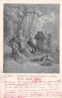 TH-TROUBADOURS CHANTANT LES GLOIRES DE LA CROISADE-N°C-4308-E/0061 - Cartes Postales