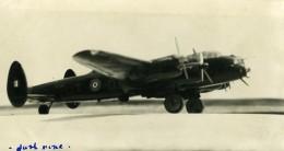 USA Avion Militaire Aviation Ancienne Photo 1950 - Aviation