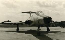 USA Aviation Militaire Avion De Chasse? US Air Force Ancienne Photo 1960 - Aviation