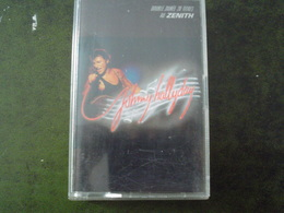 K 7 JOHNNY HALLYDAY   20 TITRES AU ZENITH - Audiokassetten