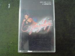 K 7 JOHNNY HALLYDAY   20 TITRES AU ZENITH - Cassettes Audio