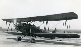 USA Avion Curtis Fledgeling Challenger Aviation Ancienne Photo 1930's - Aviation