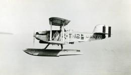 USA Avion Hydravion US Navy Aviation Ancienne Photo 1940 - Aviation