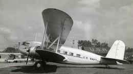 USA Avion Curtiss R4C-1 US Navy Aviation Ancienne Photo 1940 - Aviation