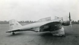 USA Avion Northrop Gamma 2E Wright Cyclone SR 1820 Aviation Ancienne Photo 1930's - Aviation