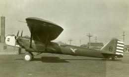 USA Avion Militaire Americain Aviation Ancienne Photo 1940 - Aviation