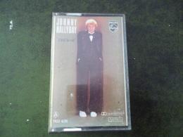 K 7 JOHNNY HALLYDAY   C'EST LA VIE - Cassettes Audio