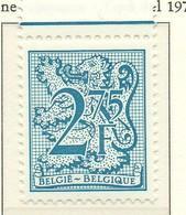 PIA - BELG - 1979 : Uso Corrente - Leone Araldico   - (Yv 1946  ) - Belgio