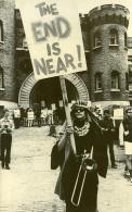 USA Minneapolis University Manifestation Antimilitariste Ancienne Photo 1969 - Places