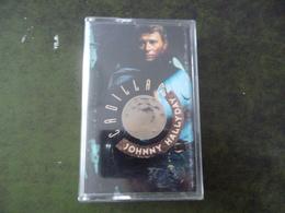 K 7 JOHNNY HALLYDAY   CADILLAC - Cassettes Audio