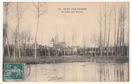 CPA [80] Somme > Bray Sur Somme - Un Coin Des Marais - Bray Sur Somme