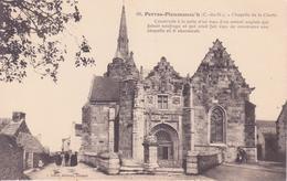 CPA -  68. PERROS PENMARC'H - Chapelle De La Clarté - Perros-Guirec