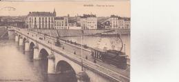 CPA -  ROANNE Pont Sur La Loire - Roanne