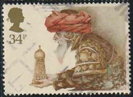 GB 1984 Yv. N°1167 - Noël, La Nativité - 34p L'offrande De L'encens - Oblitéré - Gebraucht