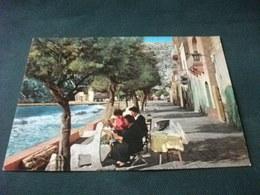 Lavorazioni Al Tombolo Lace Working Women Malta Xlendi Bay GOZO - Artigianato