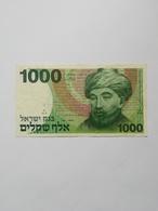 ISRAELE 1000 SHEQUALIM 1983 - Israel