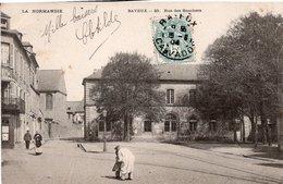 Bayeux   -   Rue Des Bouchers - - Bayeux