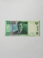 INDONESIA 20000 RUPIAH 2009 - Indonesia