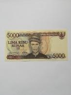 INDONESIA 5000 RUPIAH 1986 - Indonesia