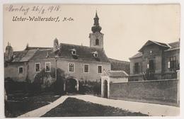 Autriche. Unter-Waltersdorf. - Austria