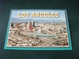 LOS ANGELES SALUTI PANORAMA INTERCHANGE OF THE HARBOR AND SANTA MONICA FREEWAYS STADIUM ? - Stadi