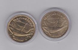 Marineland Orques 20 Ans Et Orques 2011 - Monnaie De Paris