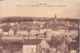 CPA - 6117. LANDERNEAU Vue Générale Sur Saint Houardon - Landerneau