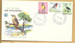 Australien FDC 1965 Townshill Central QLD Australia - FDC